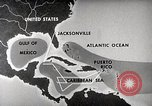 Image of hurricane detection United States USA, 1961, second 41 stock footage video 65675022095