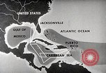 Image of hurricane detection United States USA, 1961, second 42 stock footage video 65675022095
