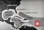 Image of hurricane detection United States USA, 1961, second 43 stock footage video 65675022095