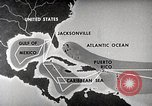 Image of hurricane detection United States USA, 1961, second 46 stock footage video 65675022095