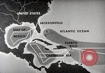Image of hurricane detection United States USA, 1961, second 48 stock footage video 65675022095