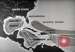 Image of hurricane detection United States USA, 1961, second 49 stock footage video 65675022095