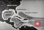 Image of hurricane detection United States USA, 1961, second 50 stock footage video 65675022095