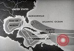 Image of hurricane detection United States USA, 1961, second 51 stock footage video 65675022095