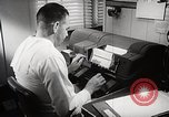 Image of detecting hurricane United States USA, 1961, second 12 stock footage video 65675022096