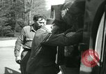 Image of victims of concentration camp Germany, 1945, second 8 stock footage video 65675022108