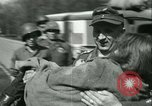 Image of victims of concentration camp Germany, 1945, second 10 stock footage video 65675022108
