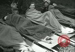 Image of victims of concentration camp Germany, 1945, second 15 stock footage video 65675022108