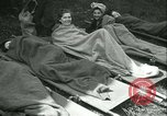 Image of victims of concentration camp Germany, 1945, second 17 stock footage video 65675022108