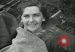 Image of victims of concentration camp Germany, 1945, second 24 stock footage video 65675022108