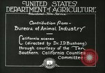 Image of foot and mouth disease United States USA, 1925, second 34 stock footage video 65675022110