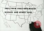 Image of foot and mouth disease United States USA, 1925, second 33 stock footage video 65675022117