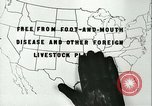 Image of foot and mouth disease United States USA, 1925, second 45 stock footage video 65675022117