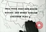Image of foot and mouth disease United States USA, 1925, second 47 stock footage video 65675022117