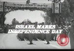 Image of independence day Israel, 1966, second 4 stock footage video 65675022118