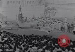 Image of tanks in Millitary parade Baghdad Iraq, 1959, second 38 stock footage video 65675022137