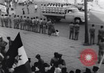 Image of Military parade Baghdad Iraq, 1959, second 47 stock footage video 65675022138