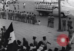 Image of Military parade Baghdad Iraq, 1959, second 48 stock footage video 65675022138