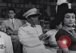 Image of Military parade Cairo Egypt, 1959, second 20 stock footage video 65675022139