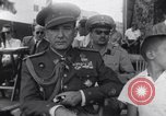 Image of Military parade Cairo Egypt, 1959, second 24 stock footage video 65675022139