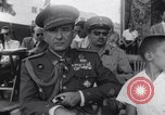 Image of Military parade Cairo Egypt, 1959, second 25 stock footage video 65675022139