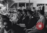 Image of Military parade Cairo Egypt, 1959, second 39 stock footage video 65675022139