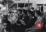 Image of Military parade Cairo Egypt, 1959, second 41 stock footage video 65675022139
