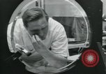 Image of PrecisionGrinding of glass lenses Anaheim California USA, 1960, second 42 stock footage video 65675022147