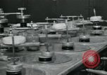 Image of PrecisionGrinding of glass lenses Anaheim California USA, 1960, second 52 stock footage video 65675022147