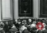Image of President Dwight D Eisenhower Washington DC USA, 1953, second 6 stock footage video 65675022162