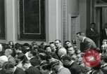 Image of President Dwight D Eisenhower Washington DC USA, 1953, second 8 stock footage video 65675022162