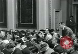 Image of President Dwight D Eisenhower Washington DC USA, 1953, second 16 stock footage video 65675022162