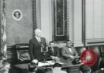 Image of President Dwight D Eisenhower Washington DC USA, 1953, second 22 stock footage video 65675022162