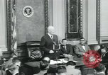 Image of President Dwight D Eisenhower Washington DC USA, 1953, second 23 stock footage video 65675022162