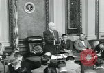 Image of President Dwight D Eisenhower Washington DC USA, 1953, second 26 stock footage video 65675022162