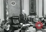 Image of President Dwight D Eisenhower Washington DC USA, 1953, second 28 stock footage video 65675022162