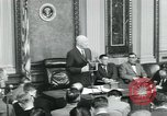 Image of President Dwight D Eisenhower Washington DC USA, 1953, second 31 stock footage video 65675022162