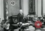 Image of President Dwight D Eisenhower Washington DC USA, 1953, second 35 stock footage video 65675022162