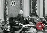 Image of President Dwight D Eisenhower Washington DC USA, 1953, second 37 stock footage video 65675022162