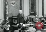 Image of President Dwight D Eisenhower Washington DC USA, 1953, second 43 stock footage video 65675022162