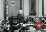 Image of President Dwight D Eisenhower Washington DC USA, 1953, second 46 stock footage video 65675022162