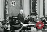 Image of President Dwight D Eisenhower Washington DC USA, 1953, second 47 stock footage video 65675022162