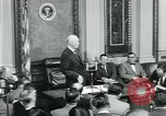 Image of President Dwight D Eisenhower Washington DC USA, 1953, second 49 stock footage video 65675022162