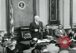 Image of President Dwight D Eisenhower Washington DC USA, 1953, second 52 stock footage video 65675022162