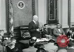 Image of President Dwight D Eisenhower Washington DC USA, 1953, second 54 stock footage video 65675022162