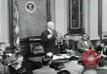 Image of President Dwight D Eisenhower Washington DC USA, 1953, second 55 stock footage video 65675022162