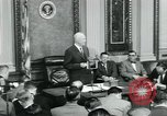 Image of President Dwight D Eisenhower Washington DC USA, 1953, second 56 stock footage video 65675022162