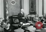 Image of President Dwight D Eisenhower Washington DC USA, 1953, second 57 stock footage video 65675022162