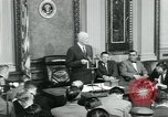 Image of President Dwight D Eisenhower Washington DC USA, 1953, second 58 stock footage video 65675022162