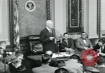 Image of President Dwight D Eisenhower Washington DC USA, 1953, second 59 stock footage video 65675022162